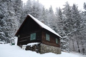 Chalet Gabrielka, the field station of the Administration of Beskydy PLA