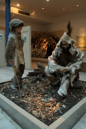 Mammoth hunters, Anthropos